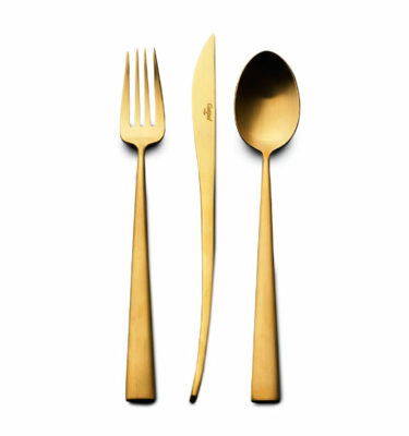Cutipol | Duna Flatware - Modern Cutlery & Luxury Tableware | Buy Online | Orpheu Decor