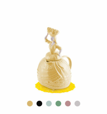 Laboratório D'estórias | The Varina's 5 o'clock Tea Pot - Luxury Tableware & Homeware | Buy Online | Orpheu Decor