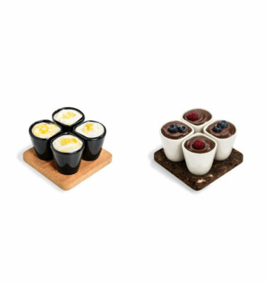 Dedal | 1.0 Coffee Cups - Mini Desserts Copus - Desserts Copus - Designer Tableware | Buy Online | Orpheu Decor