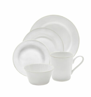 Buy Costa Nova Astoria Dinnerware Set, 30 Pieces - Orpheu Decor