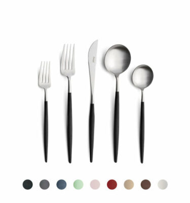 Buy Cutipol Goa Cutlery Set Matte, 5-130 Pieces - Orpheu Decor
