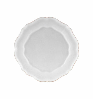 Costa Nova | Impressions Dinner Plate White 4 Units - Fine Stoneware | Buy Online | Orpheu Decor