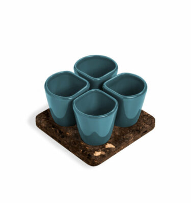 Dedal | 1.0 Coffee Cups - Mini Desserts Copus - Designer Tableware | Buy Online | Orpheu Decor