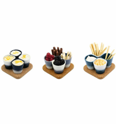Dedal | 3.0 Coffee Cups - Mini Desserts Copus - Designer Tableware | Buy Online | Orpheu Decor