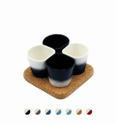 Dedal | 3.0 Mini Coffee/Dessert Cups - Designer Tableware | Buy Online | Orpheu Decor