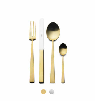 Cutipol | Bauhaus Cutlery Set, 5-130 Pieces – Designer Cutlery & Luxury Tableware| Buy Online | Orpheu Decor
