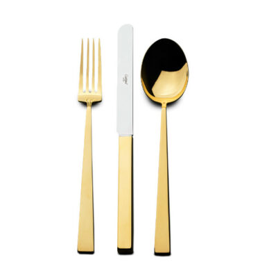 Cutipol | Bauhaus Cutlery Set 5-24 Pieces - Designer Cutlery & Luxury Tableware | Buy Online | Orpheu Decor