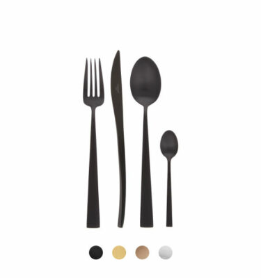 Cutipol | Duna Cutlery Set, 5-130 Pieces – Designer Cutlery & Luxury Tableware| Buy Online | Orpheu Decor