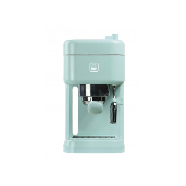 Briel | ES14VE Special Edition Coffee Machine Green | Designer & Modern | Buy Online | Orpheu Decor