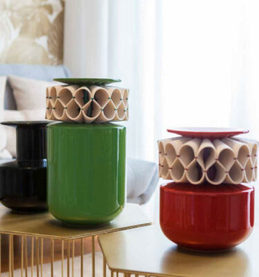 Laboratório D'estórias | The Ruff Vase - Home Decorative Accessories | Buy Online | Orpheu Decor