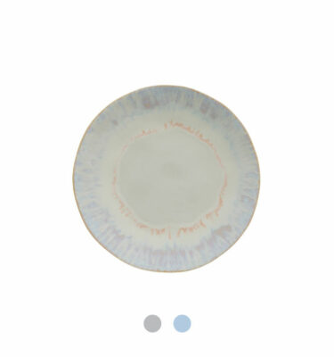 Costa Nova | Brisa Dinner Plate 6 units - Fine Stoneware | Buy Online | Orpheu Decor
