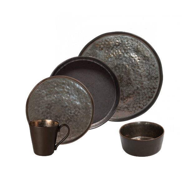 Costa Nova | Lagoa Dinnerware Set 30 Pieces - Fine Stoneware | Buy Online | Orpheu Decor