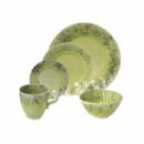 Costa Nova | Madeira Dinnerware Set Lemon Green- Fine Stoneware | Buy Online | Orpheu Decor