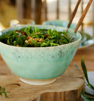 Costa Nova | Madeira Salad Bowl - Fine Stoneware | Buy Online | Orpheu Decor