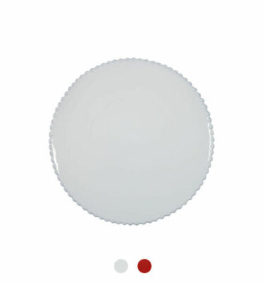 Buy Costa Nova Pearl Charger Plate/Platter - Orpheu Decor