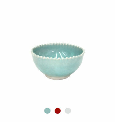 Costa Nova | Pearl Soup/Cereal/Fruit Bowl 6 units - Fine Stoneware | Buy Online | Orpheu Decor