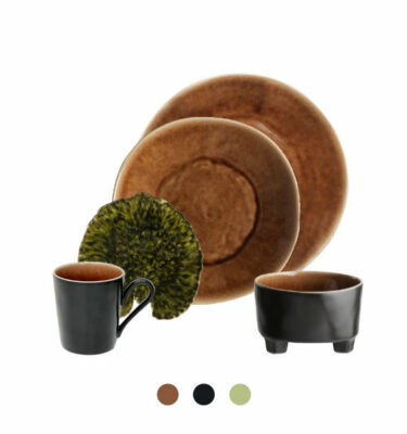 Costa Nova | Riviera Dinnerware Set 30 Pieces - Fine Stoneware | Buy Online | Orpheu Decor