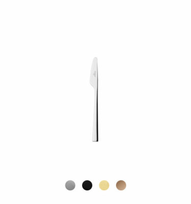 Cutipol | Duna Butter Knife – Designer Cutlery & Luxury Tableware| Buy Online | Orpheu Decor