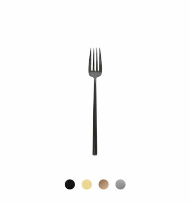 Cutipol | Mezzo Dinner Fork – Designer Cutlery & Luxury Tableware| Buy Online | Orpheu Decor