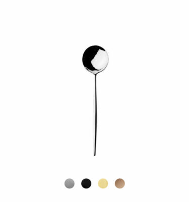 Cutipol | Moon Table Spoon – Designer Cutlery & Luxury Tableware| Buy Online | Orpheu Decor