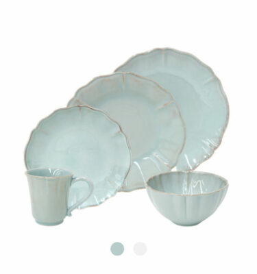 Costa Nova - Alentejo Dinnerware Set - Orpheu Decor