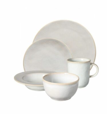 Costa Nova - Roda Dinnerware Set: 30 Pieces - Orpheu Decor