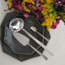 Buy Cutipol Athena, Polished Steel - Cake Server, Soup Ladle, Sugar Spoon - Orpheu Decor