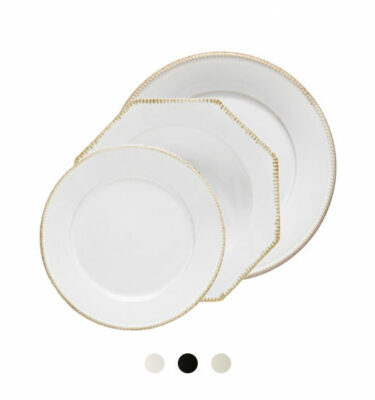 Buy Costa Nova Luzia Plates, 18 Pieces Set - Orpheu Decor