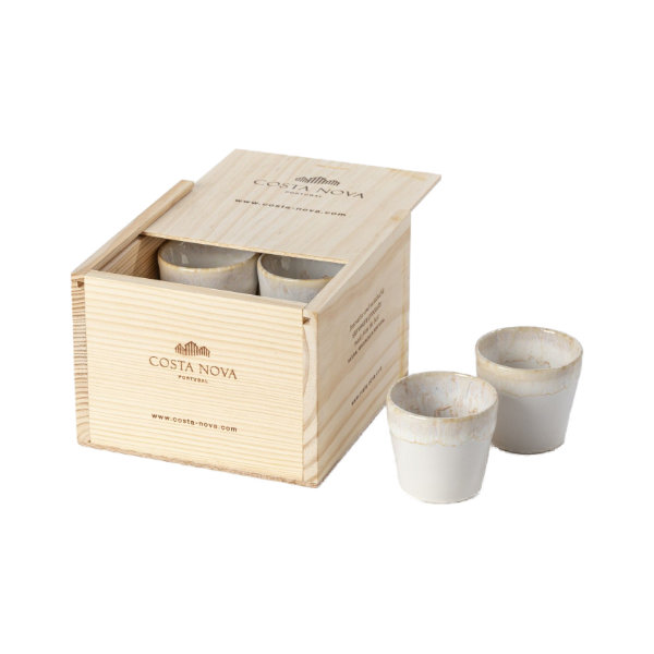 Buy Grespresso Gift Box, 8 Cups, Costa Nova - Orpheu Decor