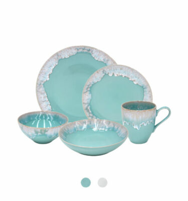 Buy Casafina Taormina Place Setting, 5 Pieces - Orpheu Decor