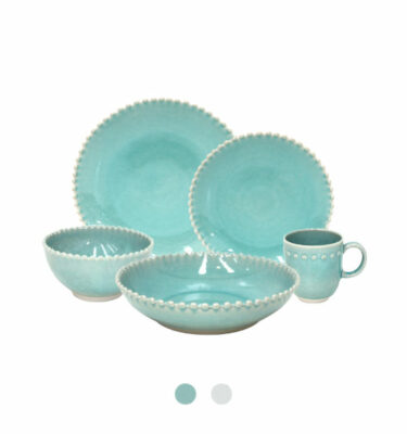 Buy Costa Nova Pearl Place Setting, 5 Pieces - Orpheu Decor