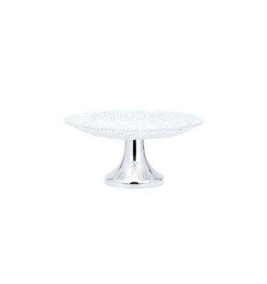 Fimbul Cake Stand, Silver Plated by Topázio? Buy at Orpheu Decor!