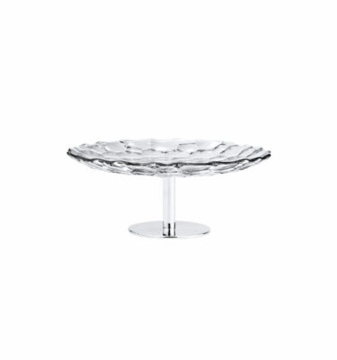 Siena Cake Stand, Silver Plated by Topázio? Buy at Orpheu Decor!